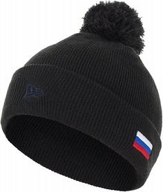 Шапка для мальчиков New Era Lic 879 Russian Bear Knit, размер 54-55