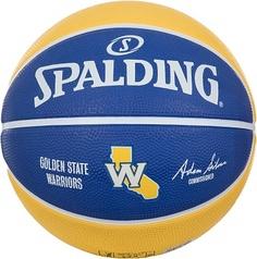 Мяч баскетбольный Spalding Golden State Warriors, размер 7
