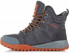 Ботинки утепленные мужские Columbia Fairbanks Omni-Heat, размер 41