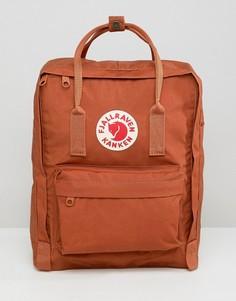 Красный рюкзак Fjallraven Kanken 16 л - Красный