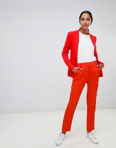 Узкие брюки Liquorish - Красный