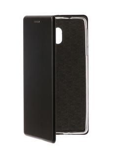 Аксессуар Чехол-книга для Nokia 3 Innovation Book Silicone Black 12423