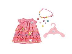 Кукла Zapf Creation Baby Born Платье и ободок-украшение 824-481