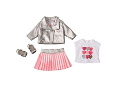 Кукла Zapf Creation Baby Born Одежда Законодательница моды 824-931