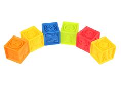 Игрушка Играем вместе Кубики 6шт LXN-3C-6