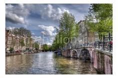 Панно (60х40 см) Амстердам 150331641 Ekoramka