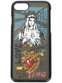 чехол для iPhone 8 'Madonna' Dolce & Gabbana