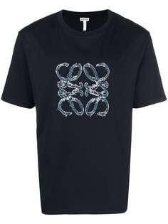 textured logo T-shirt Loewe