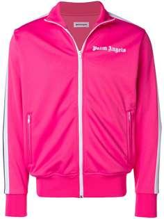 спортивная куртка с принтом логотипа Palm Angels