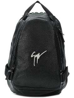 фактурный рюкзак Giuseppe Zanotti Design