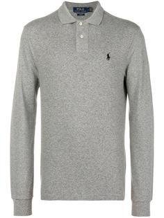 рубашка с длинными рукавами и логотипом Polo Ralph Lauren