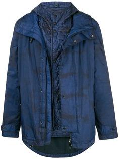 многослойная куртка Z Zegna