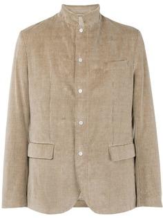 вельветовая куртка на пуговицах Eleventy