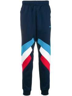 спортивные брюки со вставками Adidas