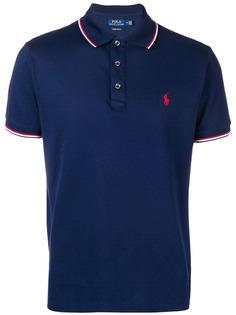 футболка-поло с полосками Polo Ralph Lauren