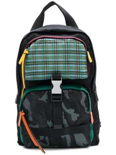 рюкзак с лямкой на одно плечо Prada