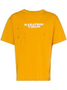 футболка 'marathon virgin' Satisfy