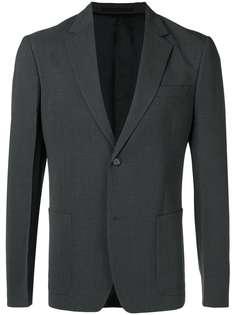 пиджак на пуговицах с длинными рукавами Prada