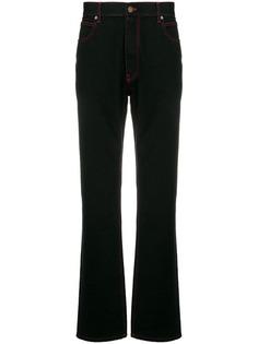 расклешенные джинсы с декоративной строчкой Calvin Klein 205W39nyc