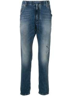 faded slim fit jeans Diesel