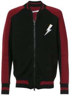 куртка-бомбер с нашивкой логотипа Givenchy