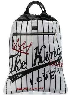 рюкзак 'The King' Dolce & Gabbana