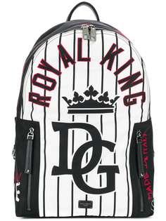 бейсбольный рюкзак 'Vulcano' Dolce & Gabbana