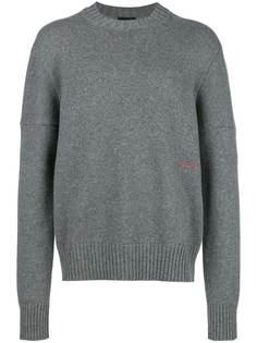 свитер с логотипом Calvin Klein 205W39nyc