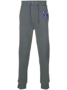 спортивные брюки с вышивкой Versus