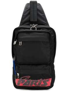 рюкзак через плечо 'Motocross' Givenchy