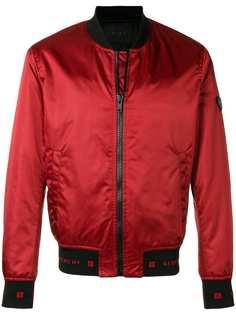 куртка-бомбер на молнии Givenchy