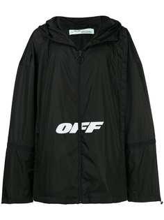 куртка с принтом Off-White