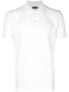 теннисная рубашка-поло Tom Ford