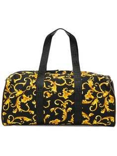 дорожная сумка с принтом в стиле барокко Versace