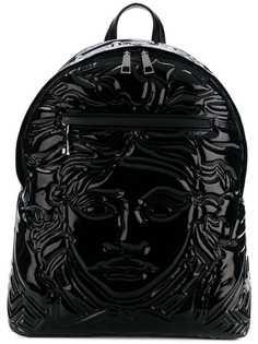 рюкзак с тисненой отделкой 'Medusa' Versace