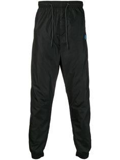 спортивные брюки с полосками и логотипом Marcelo Burlon County Of Milan