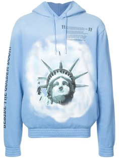 толстовка 'Statue of Liberty' с капюшоном Off-White