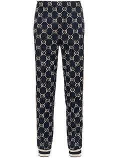 спортивные брюки 'GG Supreme' Gucci