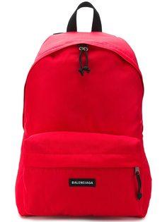 классический рюкзак с логотипом Balenciaga