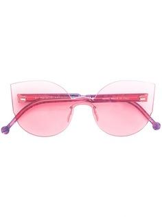 """солнцезащитные очки в оправе """"кошачий глаз"""" Retrosuperfuture"""