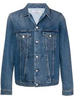 джинсовая куртка с логотипом '4G' Givenchy
