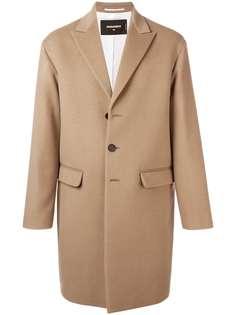 пальто на пуговицах с длинными рукавами Dsquared2