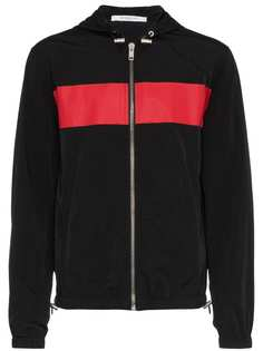 куртка с капюшоном и принтом логотипа Givenchy