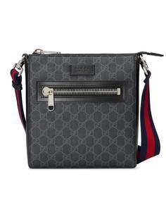 маленькая сумка-мессенджер GG Supreme Gucci