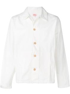 однотонная куртка-рубашка Armor Lux