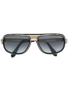 солнцезащитные очки в оправе из металла и ацетата Cazal