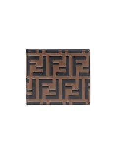 FF logo bi-fold wallet Fendi