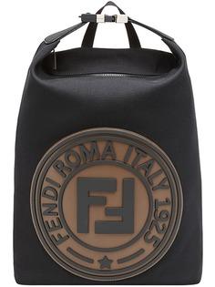 canvas backpack Fendi