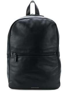рюкзак в минималистском стилем с логотипом Common Projects