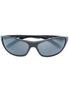 солнцезащитные очки с логотипом Prada Vintage